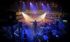 'Prāta vētra' ar izpārdotu koncertu Viļņā uzsāk pavasara turneju