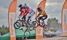 Latvijas BMX čempionāta sezona ar aizraujošām cīņām noslēgusies Mārupē