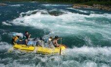 Cilvēks pret dabu - manevri, krāces un avārija Kanādas mežonīgajā upē (3. daļa)