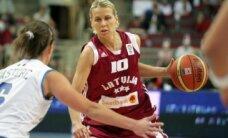 Jēkabsone-Žogota arī nākamajā sezonā spēlēs FIBA Eirolīgas čempionvienībā 'Spartak'