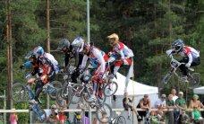 Latvijas BMX kvartets ASV noslēgs Pasaules kausa izcīņas sezonu superkrosā