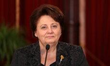 Straujuma varētu vadīt Ilgtspējīgas attīstības komisiju, piedāvā ZZS