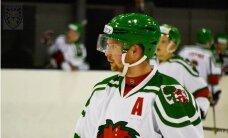 Par Latvijas hokeja čempionāta oktobra vērtīgāko spēlētāju atzīts Zabis