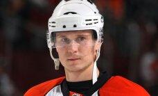 Bārtulis atgriezies Latvijas hokeja izlasē; Daugaviņš ieradīsies otrdien