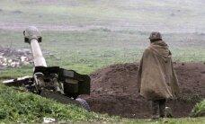 Нагорный Карабах: Баку заявил о ликвидации штаба ВС Армении, Ереван — о сбитом беспилотнике