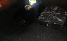 В поезде из Полоцка найдена контрабанда: сигареты спрятали под углем