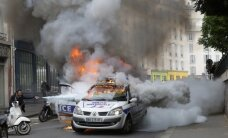 Francijas premjers sola 'bargu sodu' vardarbībā pret policistiem iesaistītajiem