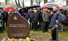 Foto: Rīgā piemin 30 gadus kopš Černobiļas traģēdijas
