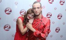 Jaunie talanti Elizabete un Dāvis joprojām ir kopā