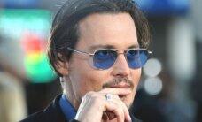 Džonijs Deps ir visdāsnākā Holivudas zvaigzne