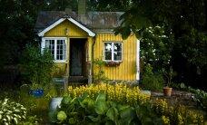 Laba daudz nevajag – niecīgi mazas, bet omulīgas mājiņas