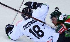 Minskas 'Dinamo' panāk vienošanos ar pazīstamo kanādiešu hokejistu Čīčū