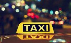 Газета: приближенная к Рижской думе фирма может заняться таксомоторным бизнесом