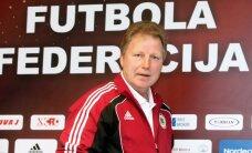 Starkovs atgriežas Latvijas futbola valstsvienībā kā Pahara palīgs