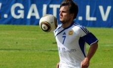 'Ventspils' futbolisti kā pēdējie iekļūst Latvijas kausa pusfinālā