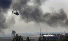 Video atskats: pirms diviem gadiem sākās asiņainā kauja par Doņeckas lidostu