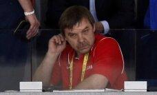 Znaroks nevēlas atkal apvienot amatus Maskavas 'Dinamo' un Krievijas izlasē