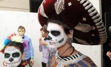 LMA karnevāla krāšņāko tērpu parāde