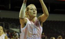 Latvijas sieviešu basketbola izlasei EČ nevarēs palīdzēt Aija Putniņa