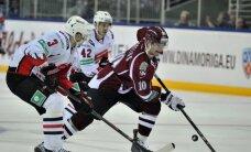 Rīgas 'Dinamo' hokejisti izbraukumā tiekas ar 'Avangard'