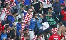 Тренер хорватов: Это не болельщики, а террористы