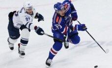 Čempione SKA vēlreiz uzvar Maskavas 'Dinamo' komandu un sasniedz KHL pusfinālu
