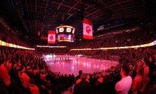 NHL apstiprina jauno komandu izkārtojumu četrās divīzijās
