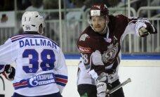 Rīgas 'Dinamo' uzņem KHL vadošo komandu Sanktpēterburgas SKA
