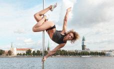 Латвия впервые завоевала победу в чемпионате Pole Theatre UK