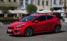 'Auto Bild' kvalitātes ziņojumā 'Kia' un 'Mazda' ierindojas pirmajā vietā