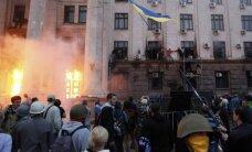 Европа критикует Украину за провал в расследовании трагедии в Одессе