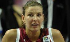 Tamane pievienojusies Latvijas sieviešu izlases treniņnometnei