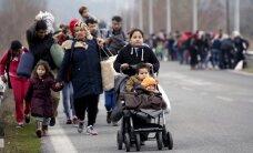 Bēgļu uzņemšanai pilnībā nepiekrīt 46 % Lietuvas iedzīvotāju