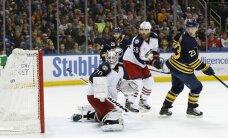 Girgensons un 'Sabres' zaudē NHL regulārās sezonas pēdējā mājas spēlē