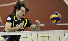 'Poliurs/Ozolnieki' volejbolisti iekļūst Latvijas čempionāta finālā