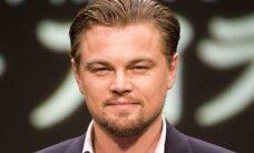 'Forbes' ierindo Leonardo di Kaprio ienesīgāko aktieru saraksta augšgalā