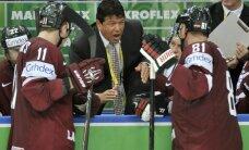 Latvijas hokeja izlase tiekas ar potenciālo apakšgrupas pastarīti Kazahstānu