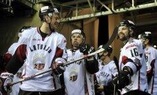 Latvijas hokeja izlase atkārtoti uzņem Baltkrieviju