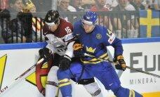 Latvijas hokejistu pirmā pretiniece - tikai reizi uzvarētā Zviedrija