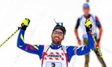 Золото ЧМ по биатлону в смешанной эстафете у Франции, Латвия — последняя