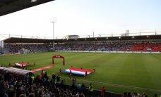 'Skonto' stadionu plāno nojaukt; LFF cer spēles tur aizvadīt vēl 2016.gadā