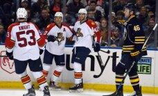 Girgensons un 'Sabres' piedzīvo pamatīgu zaudējumu 'karstajai' 'Panthers' komandai