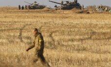 Ukrainas ekonomika šogad saruks par desmitdaļu