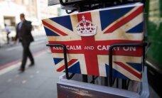 Vēsturiskais 'Brexit': Skotija apsver atdalīšanos; Kamerons atkāpjas. Teksta tiešraides arhīvs