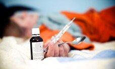 Ārste: no gripas nemirst, bet no tās radītām komplikācijām gan