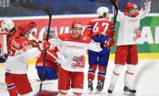 Dānija uz pasaules čempionātu dodas ar trīs NHL spēlētājiem
