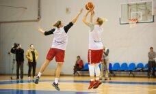 Paziņots Latvijas sieviešu basketbola izlases sastāvs spēlei pret Lietuvu