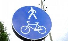Trešdien satiksmes negadījumos cietuši vairāki velosipēdisti