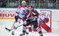 Rīgas 'Dinamo' mačā pret 'Lokomotiv' piedzīvo piekto zaudējumu pēc kārtas