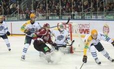 Rīgas 'Dinamo' piedzīvo trešo zaudējumu pēdējās četrās spēlēs